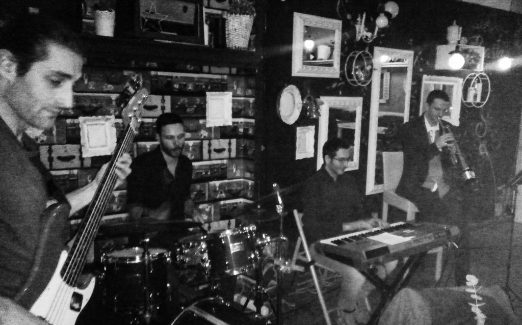 Milan Petrović Quartet - Nišville Jazz Festival