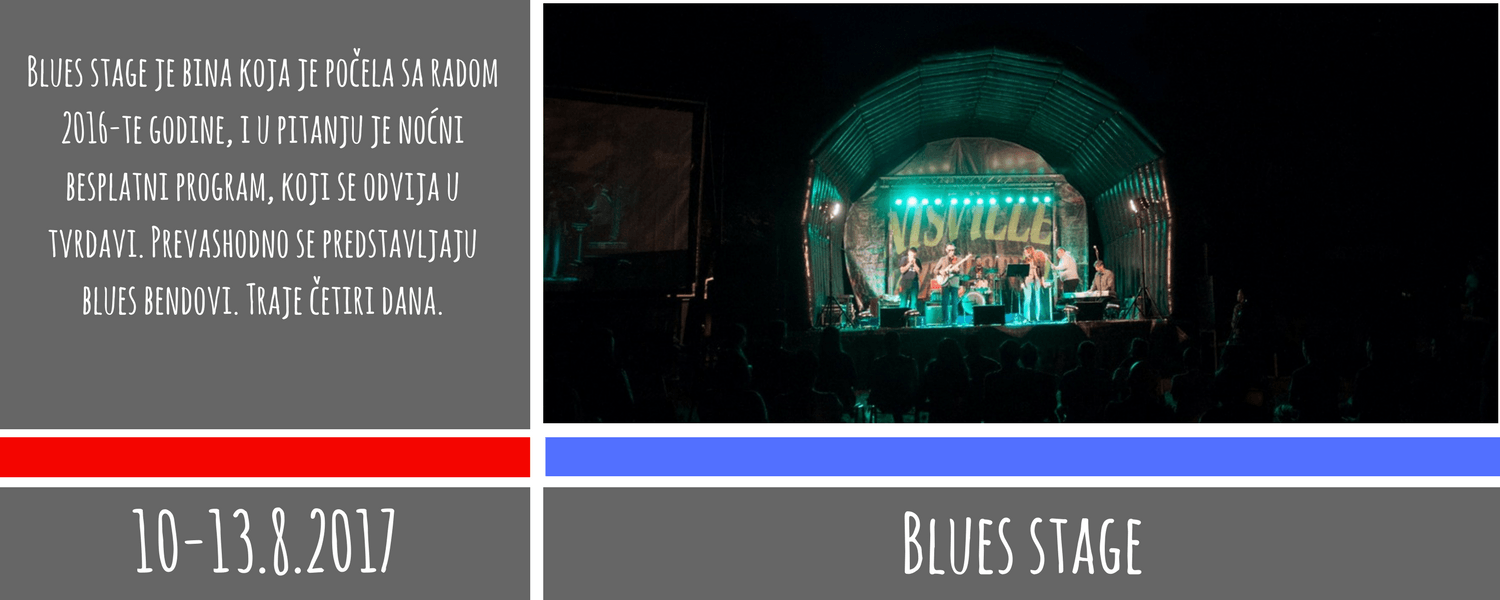 Blues Stage - Nišville Jazz Festival