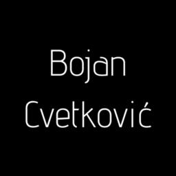 Bojan Cvetković