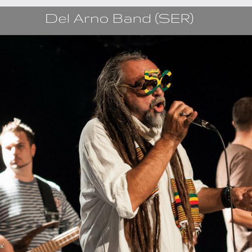 Del Arno Band (SER) - Nišville Jazz Festival