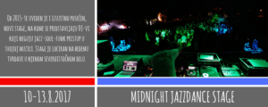 MIDNIGHT JAZZDANCE STAGE - Nišville Jazz Festival 2017