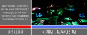 MIDNIGHT JAZZDANCE STAGE - Nišville Jazz Festival 2017