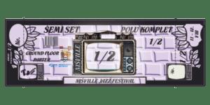 Nišville Jazz Festival - Polukomplet Karta