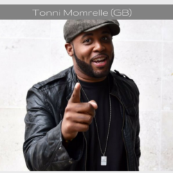 Tonni Momrelle (GB) - Nišville Jazz Festival 2017