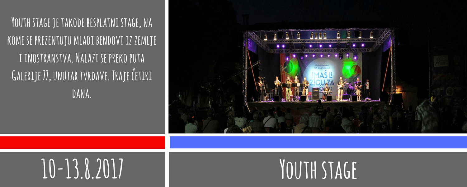Youth stage - Nišville Jazz Festival