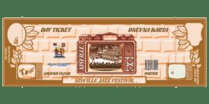 Nišville Jazz Festival - Dnevna Pojedinačna karta