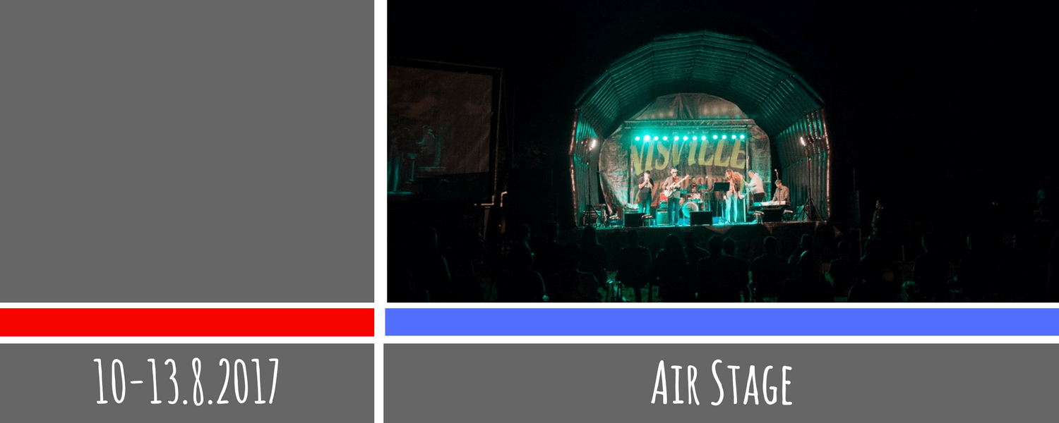 Air Stage - Nišville Jazz Festival