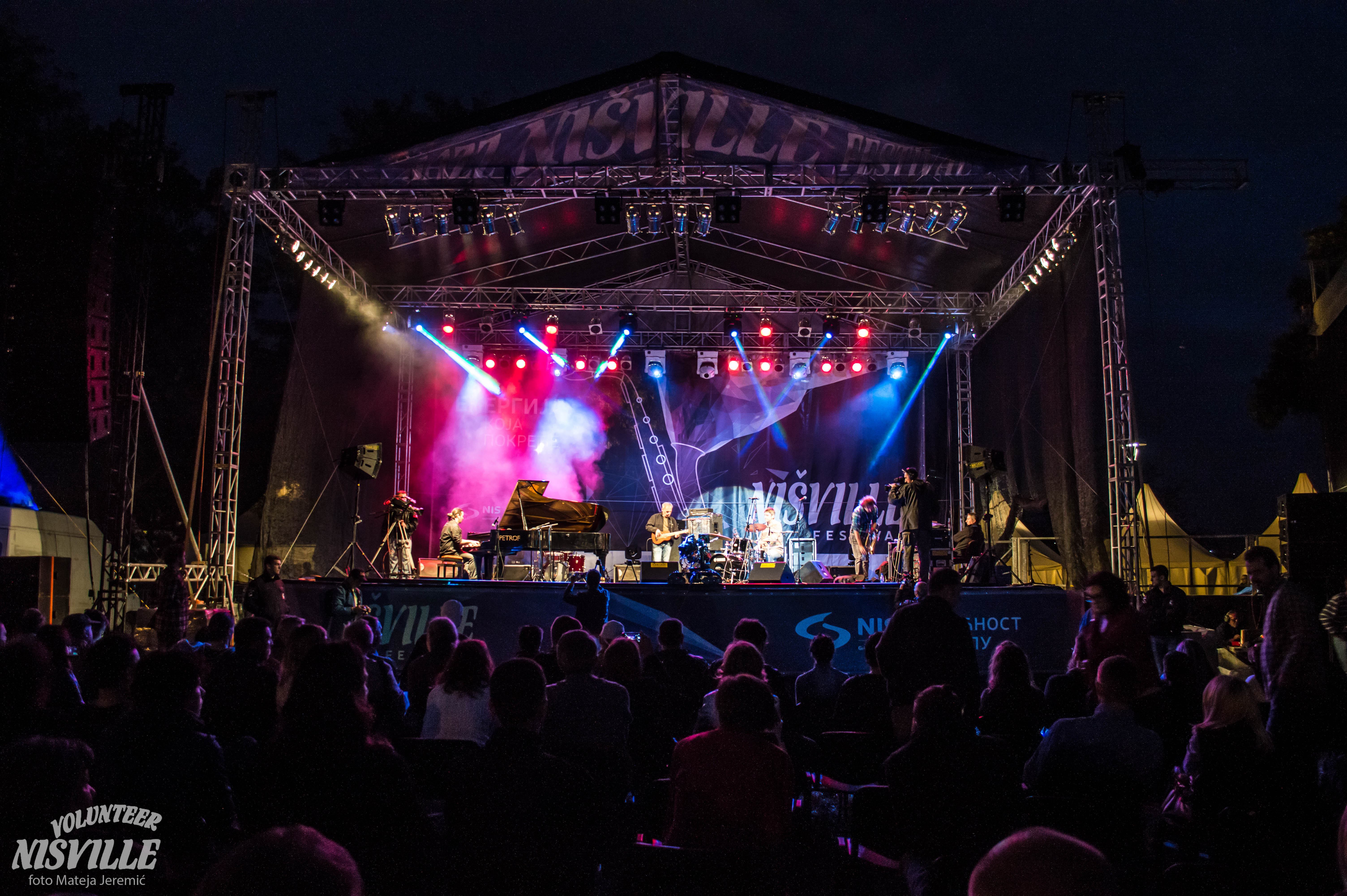Lineup 11.08.2017 - Nišville Jazz Festival