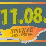 Lineup 11.08.2017 Nisiville Jazz Festival