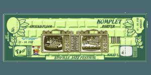 Full Pass Ticket - Nisville Jazz Festival