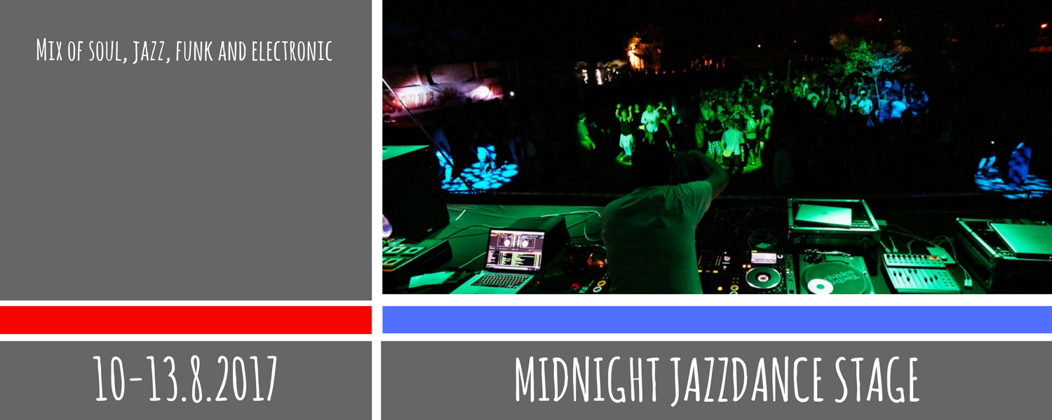 Midnight Jazz Dance - Nišville Jazz Festival