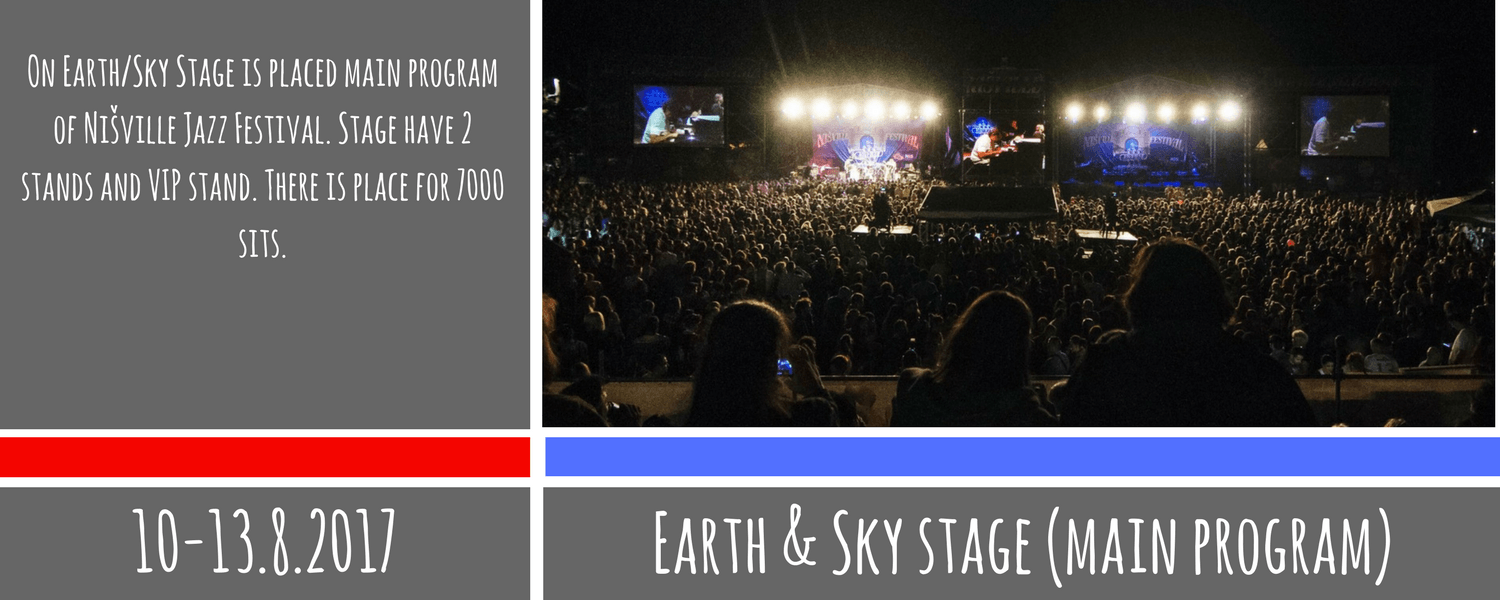 Earth/Sky Stage - Ni[ville Jazz Festival