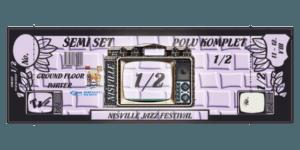 Half Pass Ticket - Nisville Jazz festival