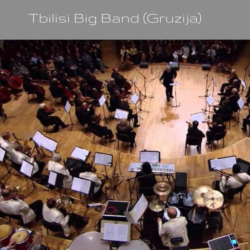 Tbilisi Big Band (Gruzija) - Nišville Jazz Festival