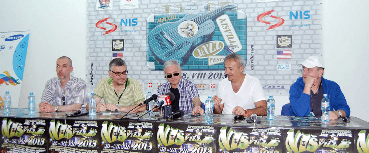 Accreditation for Nišville Jazz Festival