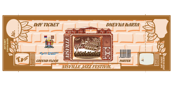 One Day Ticket - Nisville Jazz Festival