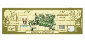 Vip Ticket - nisville Jazz Frestival