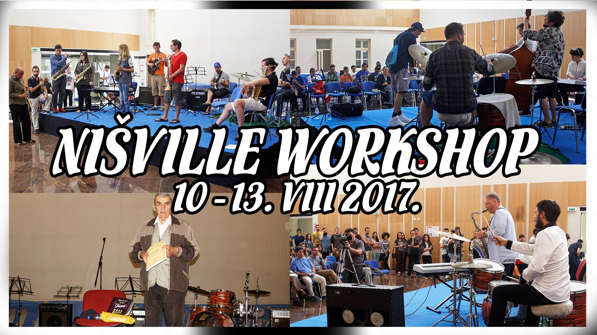 Nisville Jazz Festival Workshop