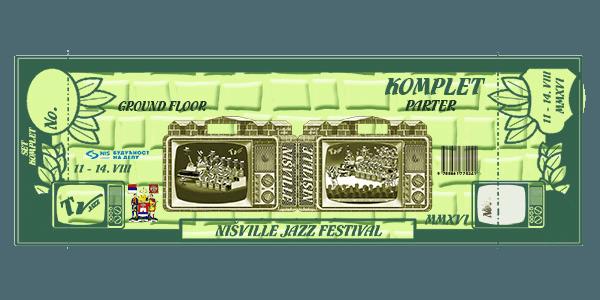 Full Pass Ticket - Nišville Jazz Festival