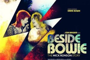 /DAVID BOWIE: THE MICK RONSON STORY - Nisville Movie Summit 2018