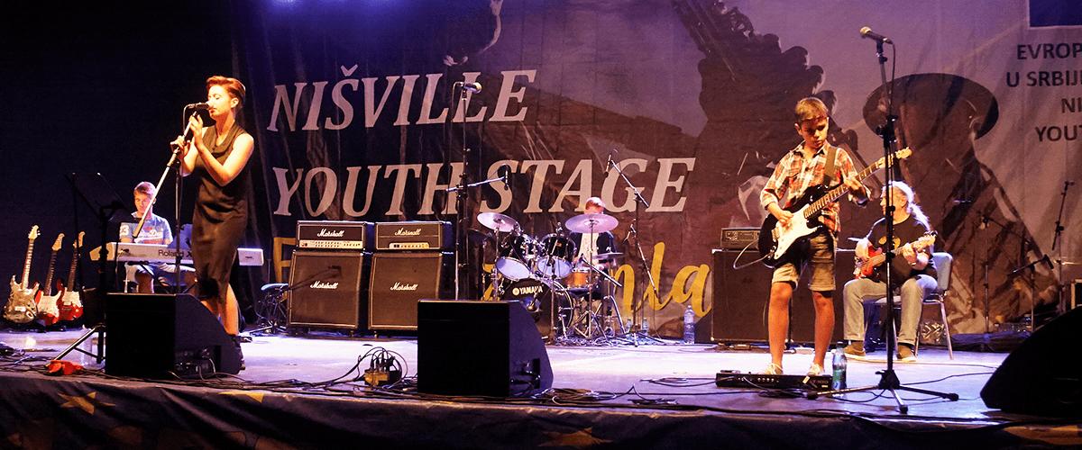 Youth Stage - Nisville Jazz festival