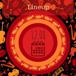 Lineup 12.08.2018 - Nišville Jazz Festival