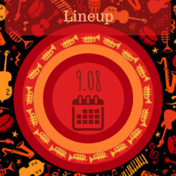 Lineup 9.08.2018 - Nišville Jazz Festival