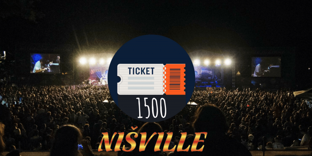 Tickets for Nišville 2018