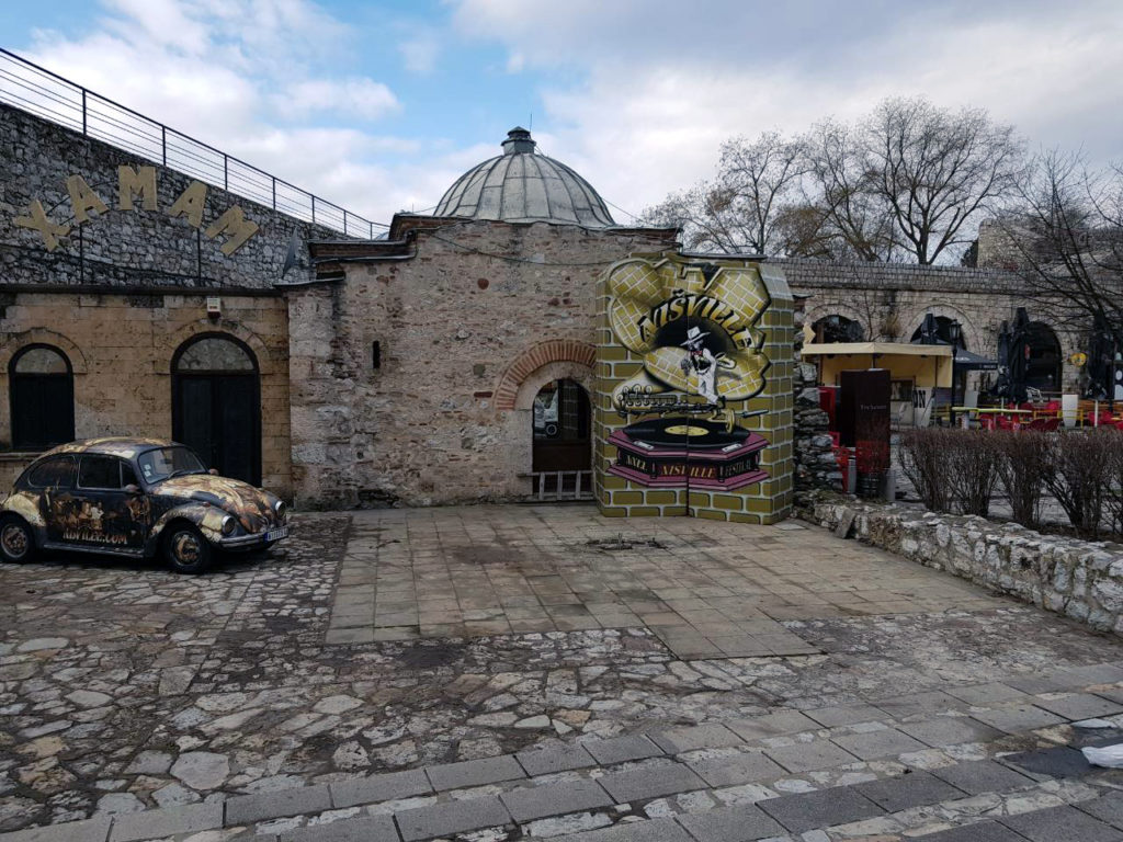 Hamam u Tvrdjavi - Jazz Muzej 1 (foto by Nisville)