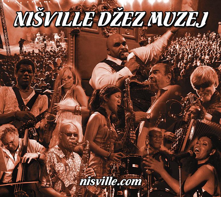 JAZZ MUZEJ - plakat (by Nisville)