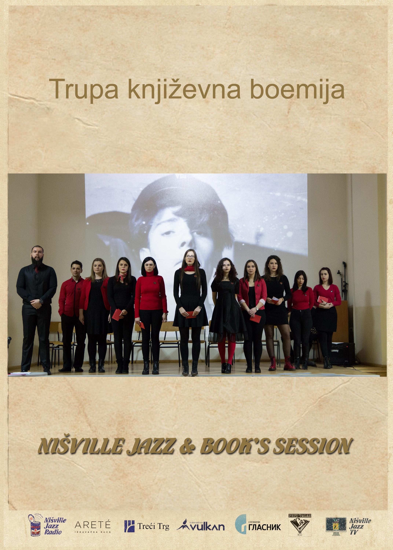 Nisville Jazz Festival 2018 - JazzBooks Session
