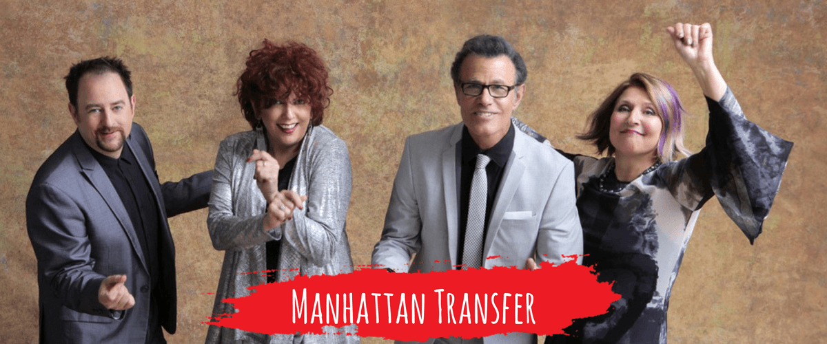Manhattan transfer - Nisville Jazz Festival