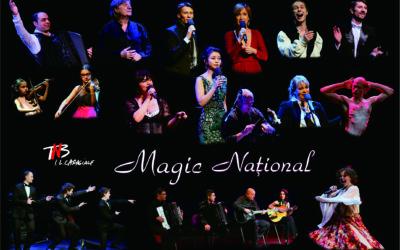 NTB. Magic National