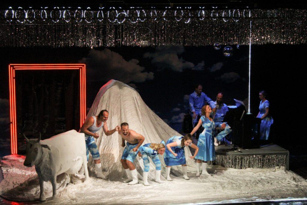 Predstava Bolivud - Nisville 2018