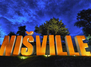Nisville Jazz festival 2018 - Earth and Sky Stage