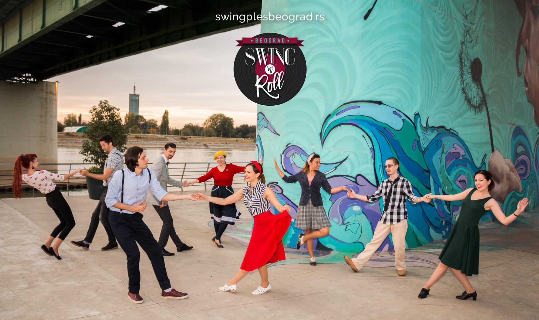 Beogradska škola džez plesa SWING & ROLL